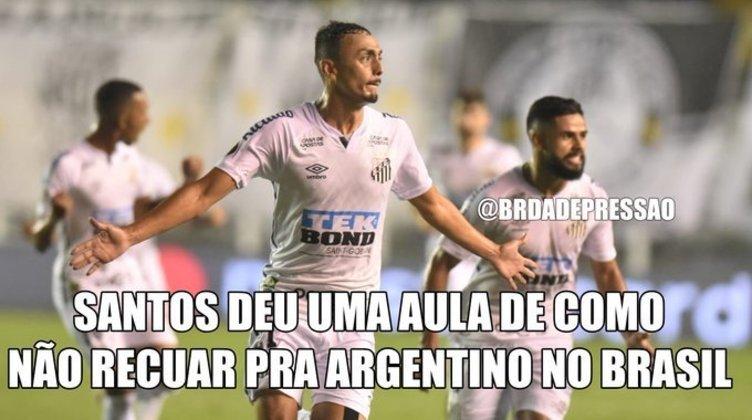 Libertadores da América: os melhores memes de Santos 3 x 0 Boca Juniors