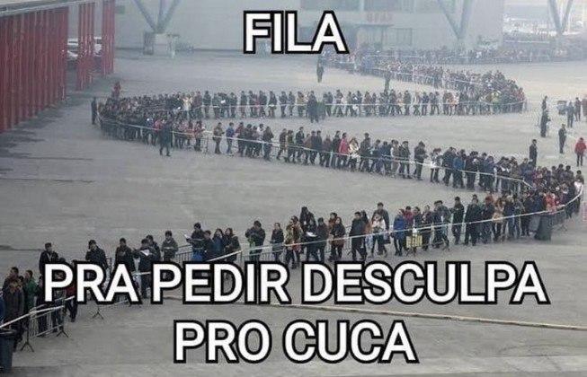 Libertadores da América: os memes de Atlético-MG 4 x 0 Cerro Porteño