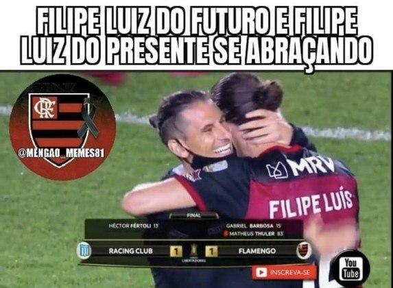 Libertadores da América: os memes de Racing 1 x 1 Flamengo