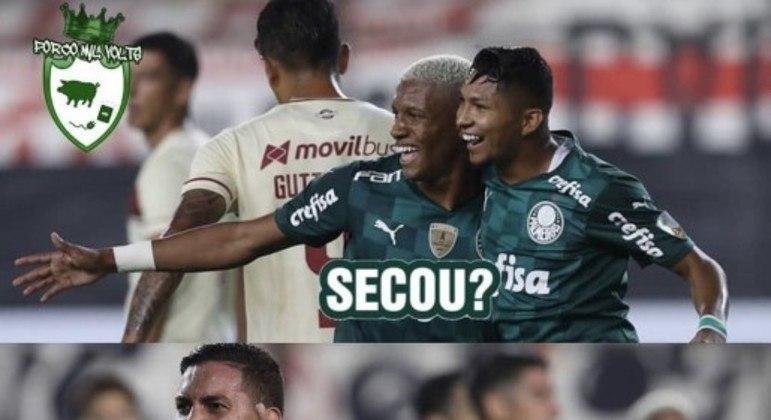 Libertadores da América: os memes de Universitario 2 x 3 Palmeiras