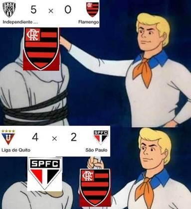 Libertadores: derrotado pela LDU e em situação delicada na competição, São Paulo não escapa dos memes