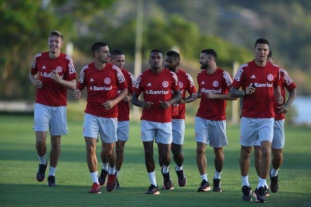 LIBERTADORES - INTERNACIONAL - Com treze votos, o Internacional ficará no G6, segundo a redação do LANCE!, se classificando, assim, para a Libertadores da América.
