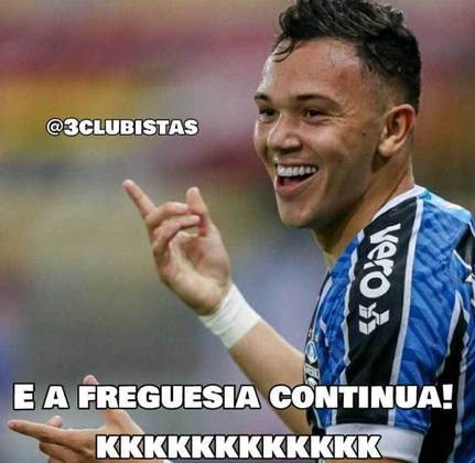 Libertadores: os melhores memes de Internacional 0 x 1 Grêmio