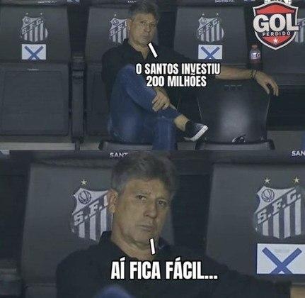 Libertadores: os melhores memes de Santos 4 x 1 Grêmio