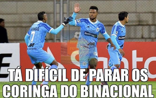Libertadores: os memes da derrota do São Paulo para o Binacional
