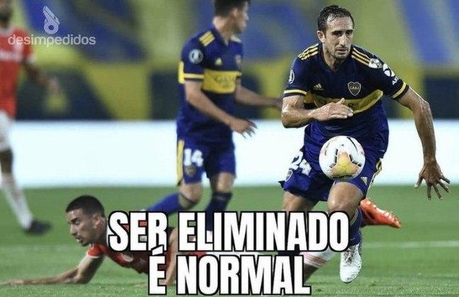 Libertadores: os memes da eliminação do Internacional para o Boca Juniors