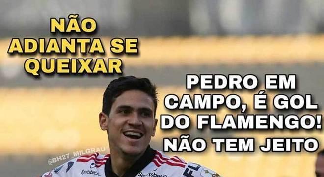 Veja A Repercussao E Memes Nas Redes Do Empate Do Flamengo Com O Palmeiras No Brasileirao