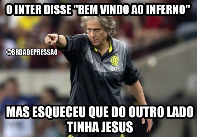 Os Memes Da Classificação Do Flamengo às Semis Da