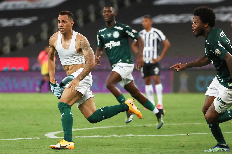 Breno Lopes. Palmeiras se aproveitou da distração fatal do Santos. Culpa de Cuca