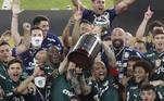 Palmeiras é bicampeão da Libertadores