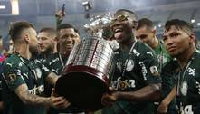 Bi do Palmeiras na Libertadores 'transforma' jovens em adultos