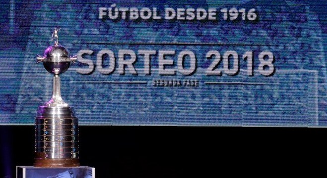 Oitavas de final da Copa Libertadores começam só a partir de 7 de agosto