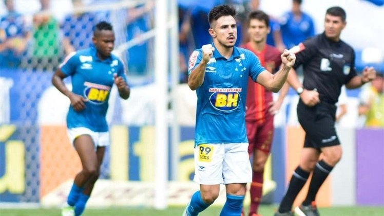 Libertadores/Oitavas/Cruzeiro: Na competição continental, o Tricolor foi eliminado pelo Cruzeiro nos pênaltis por 4 a 3.