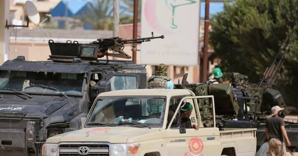 Combates na Líbia matam 56 pessoas em uma semana
