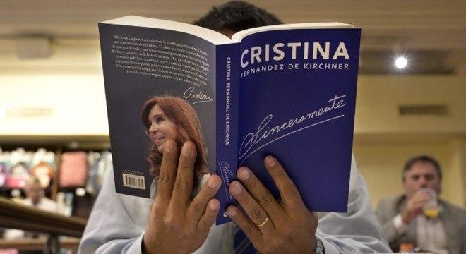 O livro de Kirchner se esgotou em questão de dias