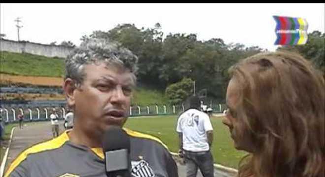 Acusações gravíssimas foram feitas contra Lica, coordenador da base do Santos