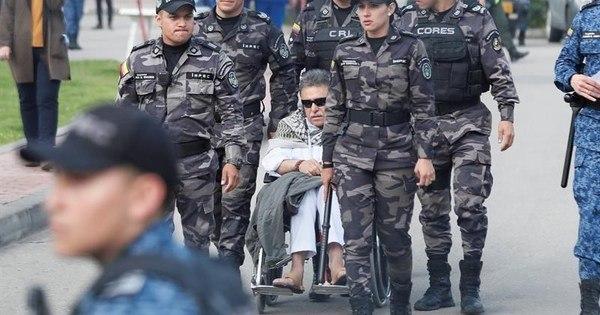 Colômbia: ex-líder das Farc é recapturado logo após ser solto
