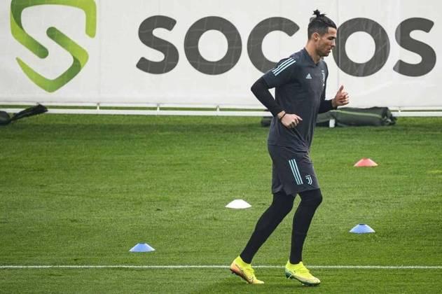 Líder no Real Madrid, Juventus e na seleção de Portugal, o atacante Cristiano Ronaldo é um dos jogadores que mais se destacam no mundo pelo perfil de liderança e comprometimento. O foco e a determinação do camisa 7 pela evolução e vitória é algo importante para um treinador.