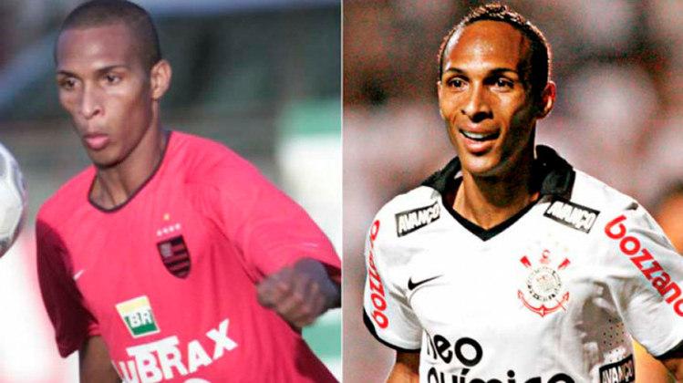 LIÉDSON – O atacante naturalizado português passou por Flamengo e Corinthians e ficou marcado na memória dos torcedores.
