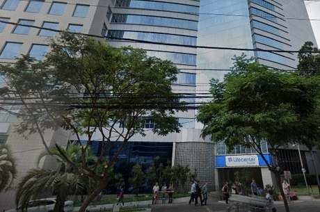Médico e filho estão internados em hospital de BH