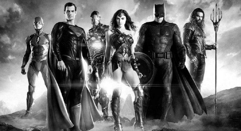 """O filme """"Liga da Justiça"""" teve uma versão estendida para o streaming"""