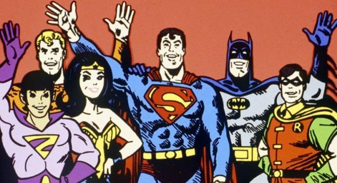 Liga da Justiça - história por trás do principal grupo de herói da DC