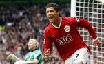 Liga dos Campeões 07/08 - Manchester United 1 (6) x (5) 1 Chelsea - MAN (Cristiano Ronaldo) CHE (Lampard)