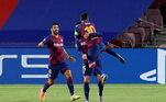 Rival do Real Madrid, Barcelona também está na lista. Clube de Messi tem 446 pontos - 30 participações - 318 jogos - 5 títulos