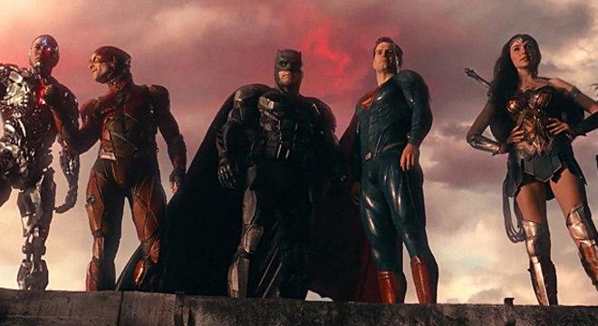 A Liga da Justiça vai voltar na versão do diretor, o SnyderCut