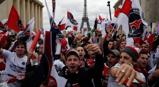 PSG é o time a ser batido na temporada 2018/19 na França
