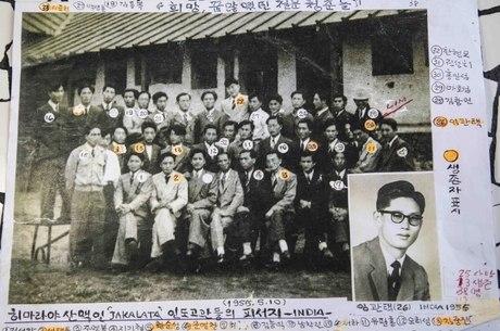 Ex-soldados coreanos chegaram ao Brasil em 1956