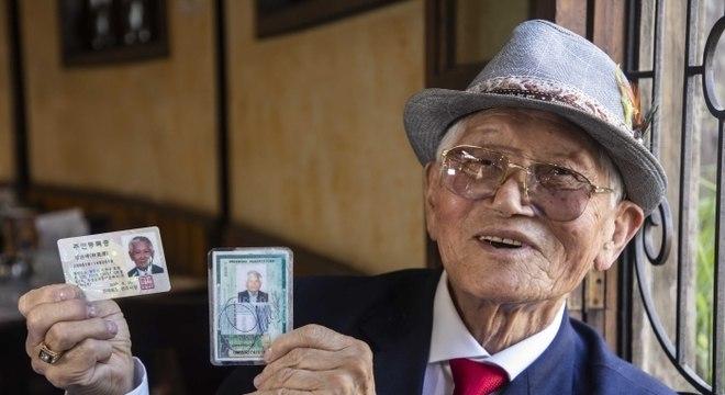 Dupla nacionalidade: aos 90 anos, Lim Kwan Taik se tornou cidadão da Coreia do Sul