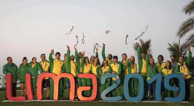 Quase metade da delegação brasileira conquistou ao menos uma medalha