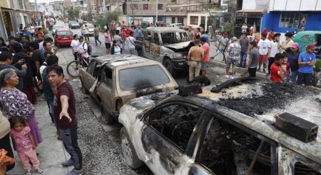 Explosão feriu mais de 50 pessoas e provocou um enorme incêndio