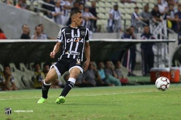Lima, que está no Ceará, tem contrato de empréstimo com o Vozão até dezembro de 2020. Já seu acordo com o Grêmio vai até dezembro de 2021.