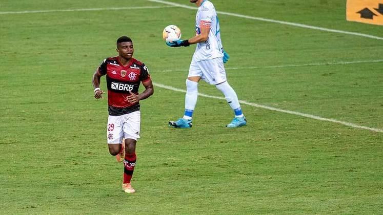 Lincoln  - 13 jogos; 1 gol; 1 assistência