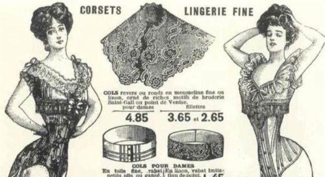 Lingerie - A história da roupa íntima, do seu surgimento até os dias atuais