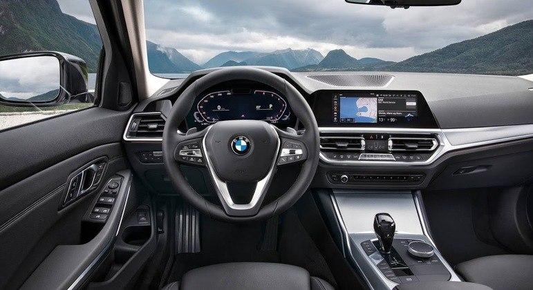 "Central multimídia de 10,25 polegadas passa a ""conversar"" com o sistema BMW ConnectedDrive por meio de comandos de voz"