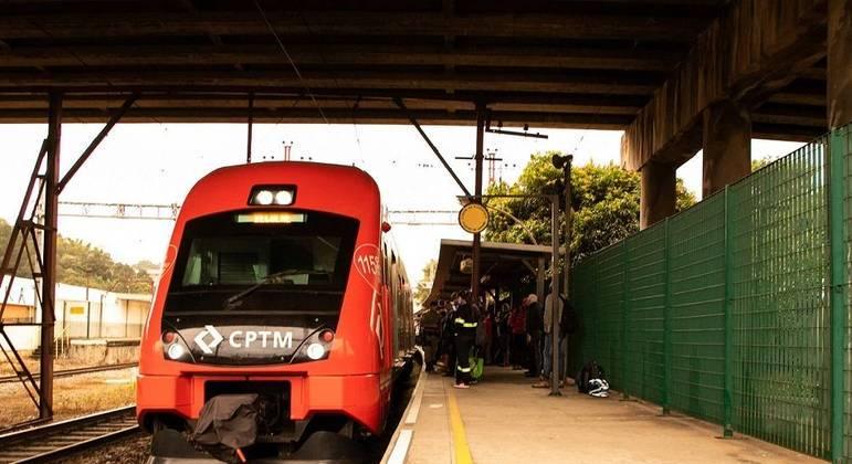 CPTM liga as linhas 7-Rubi e 10-Turquesa e a partir desta terça (4), as estações farão viagens diretas