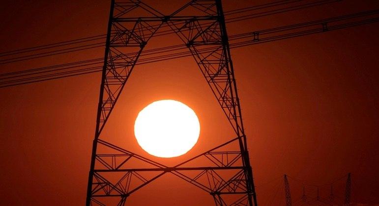 Linhas de transmissão de energia em Brasília (DF)
