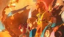 Veja Link em ação no DLC de Hyrule Warriors: Age of Calamity