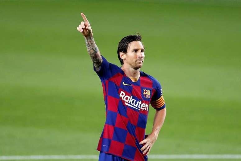 Messi notou que, ganhando ou perdendo, teria desgaste em briga com Barça nos tribunais