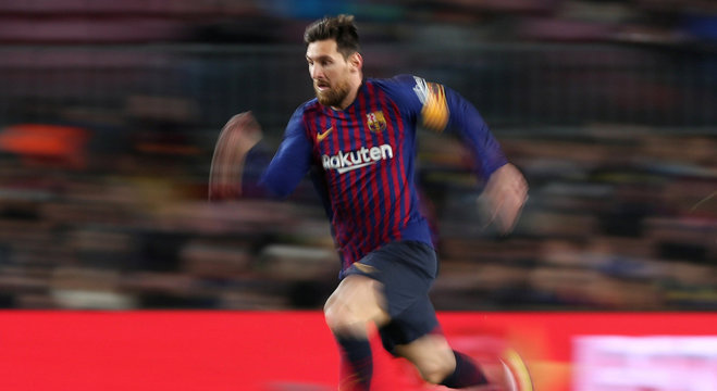Na temporada, Messi tem mais gols do que partidas, além de 13 assistências