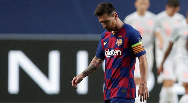 Saída pode vir após argentino sofrer pior derrota na história do Barcelona