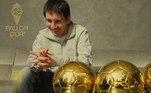 Lionel Messi, Bola de Ouro 2011
