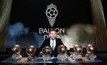 Lionel Messi, Bola de Ouro 2019
