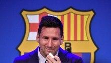 As lágrimas de Messi com a traição do Barça. Renascimento será no PSG