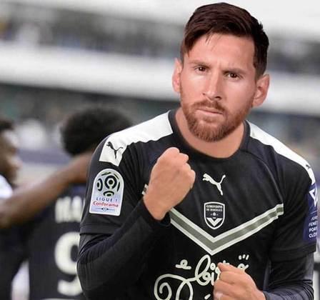 Lionel Messi jogando pelo Bordeaux?