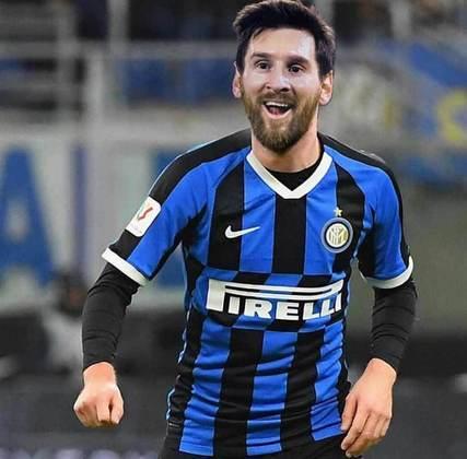 Lionel Messi na Inter de Milão?