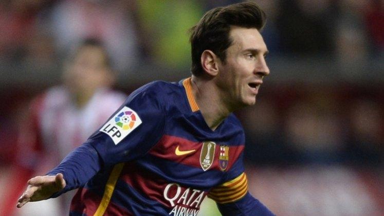 Lionel Messi não é nem sombra do craque que foi um dia. Talvez pela insatisfação de ter permanecido em um clube que vem dando sinais de decadência há pelo menos duas temporadas.